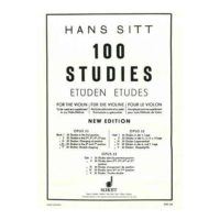 hans-sitt-100-studies-book-4V