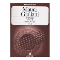mauro-giuliani-24-etuden-opus-48