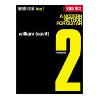 a-modern-method-for-guitar-leavit-volume-2