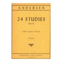 andersen-24-studies-op-33-for-flute-solo