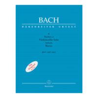bach-barenreiter-urtext-6-suites-violoncello