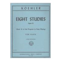 koehler-eight-studies-op-33