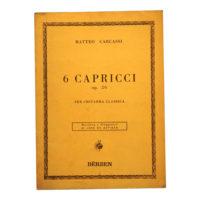 matteo-carcassi-6-capricci-op-26