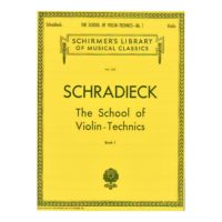 schradieck-the-school-of-violin-technics-book-1