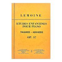 lemoine-etudes-enfantines-pour-piano-opus-37-ekd-kaxramanis